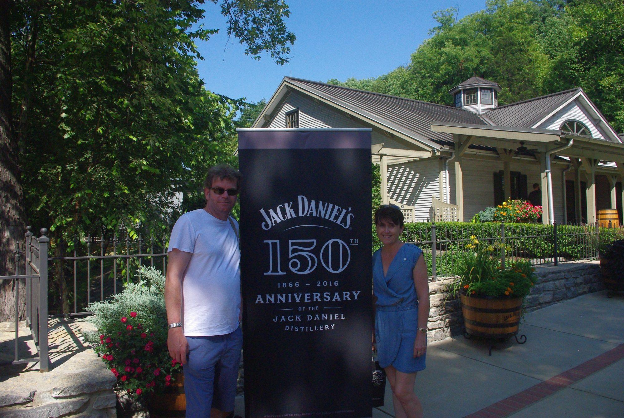Jack Daniel a commencé à distiller en 1866 à l'âge de 16 ans. Bon anniversaire !!