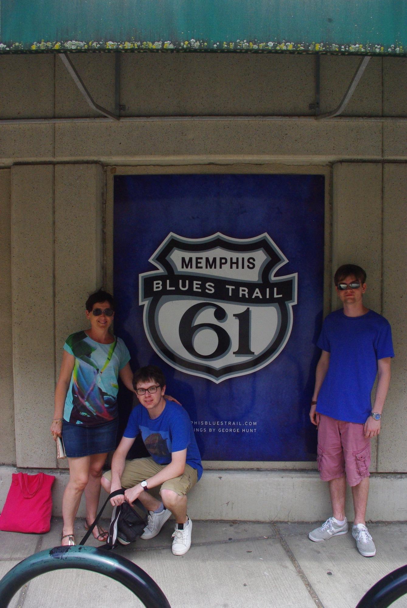 Nous prendrons cette route dans 2 jours pour aller dans le Mississippi