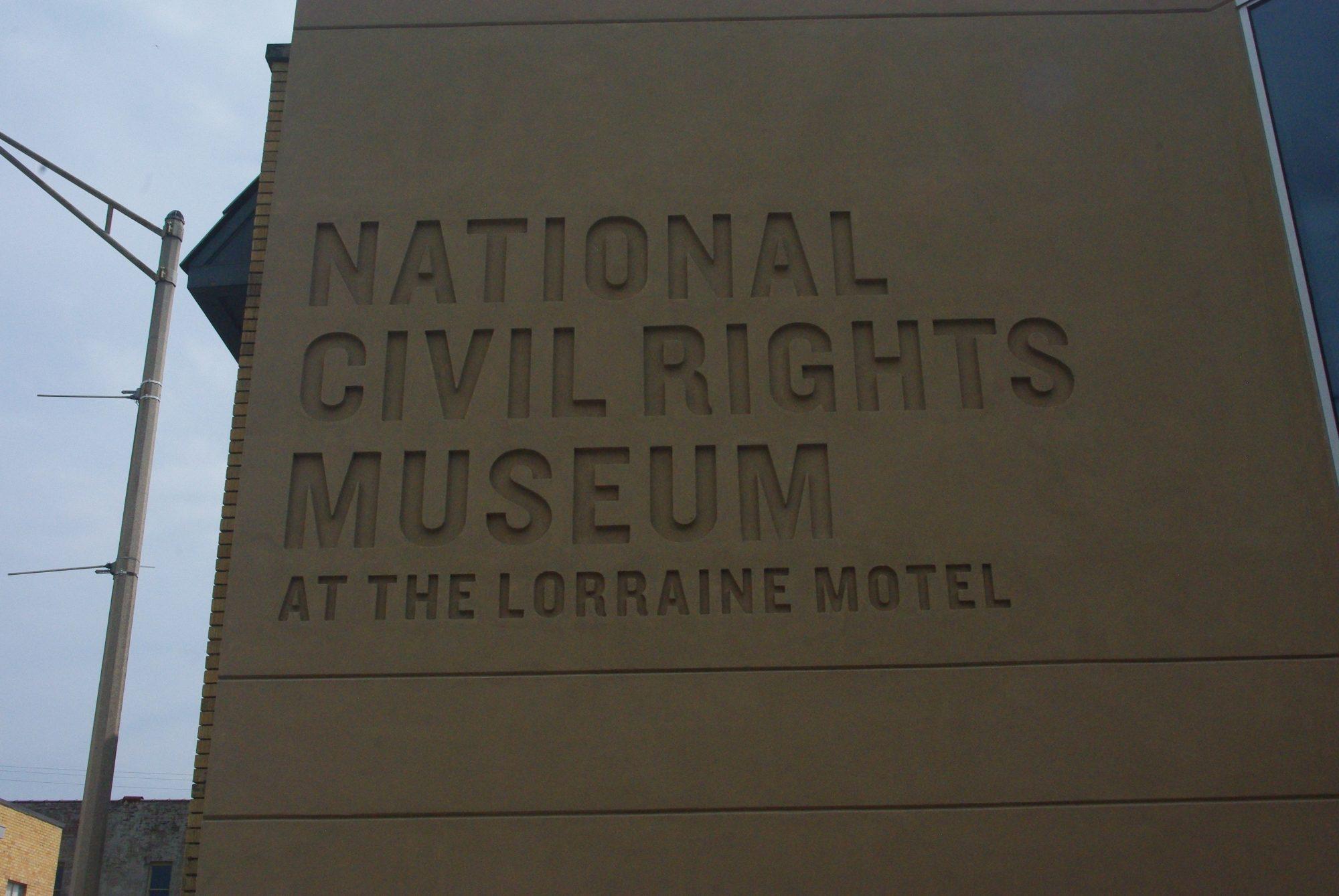 Le musée est situé dans un quartier assez vétuste