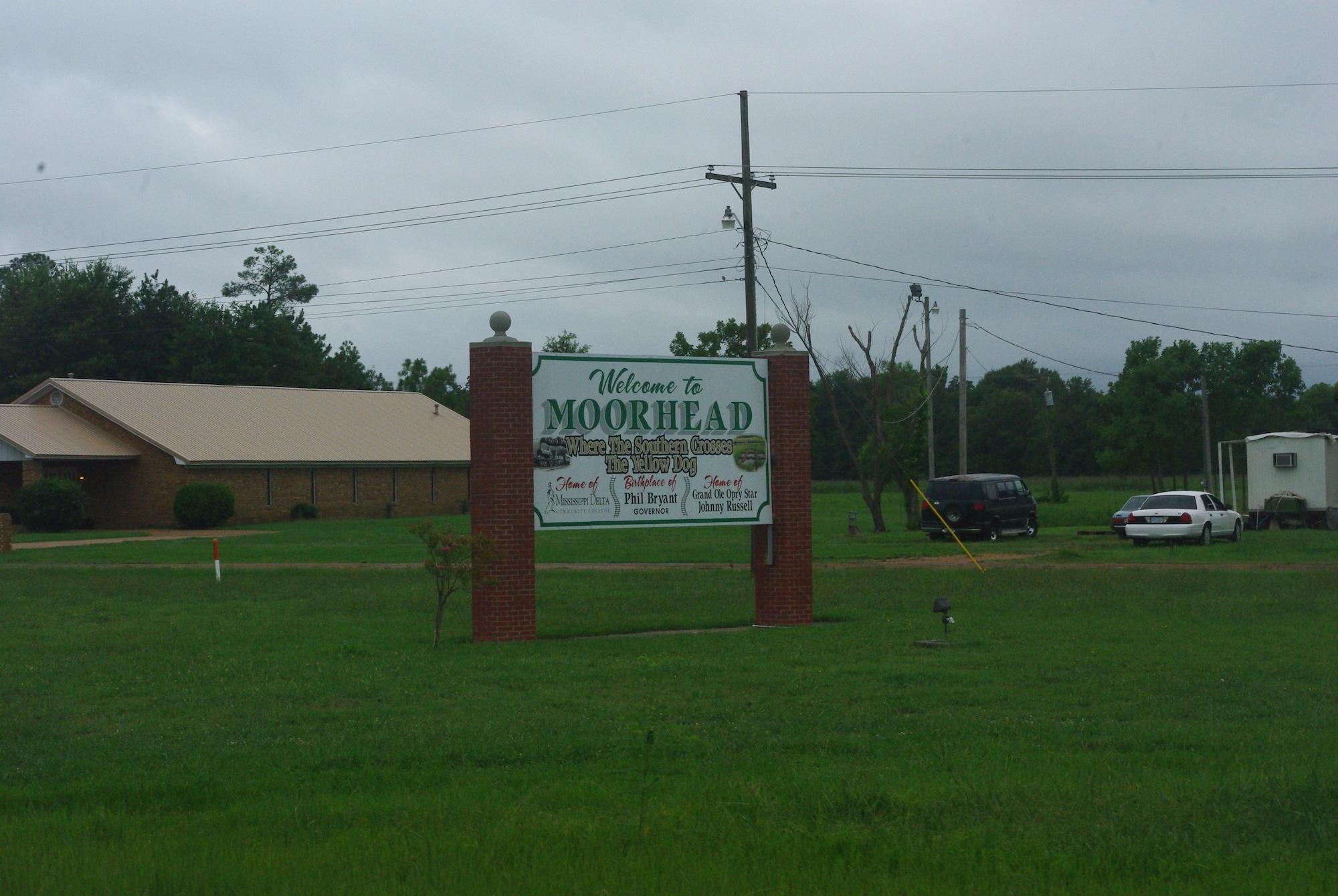 La ville de Moorhead