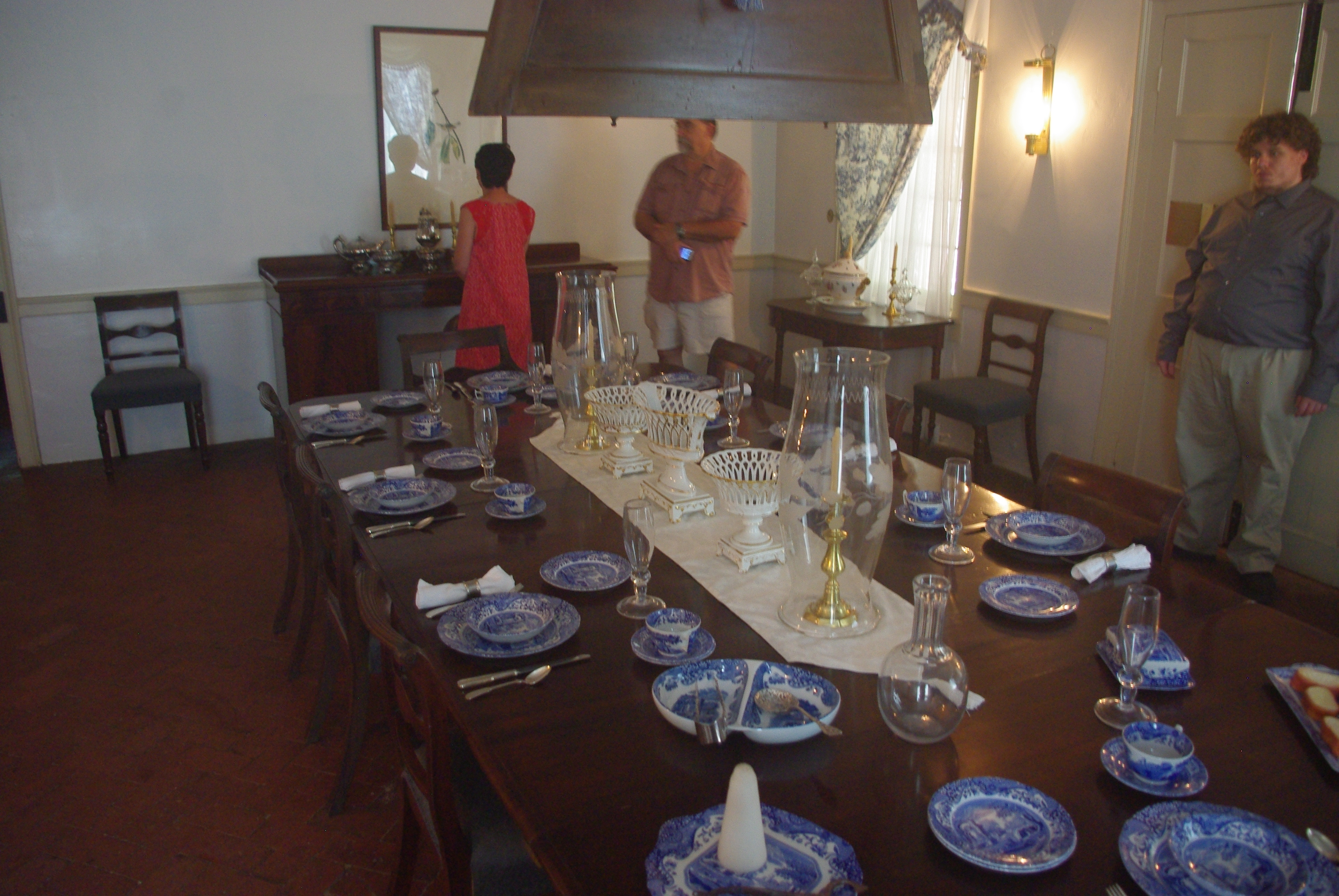 La salle à manger