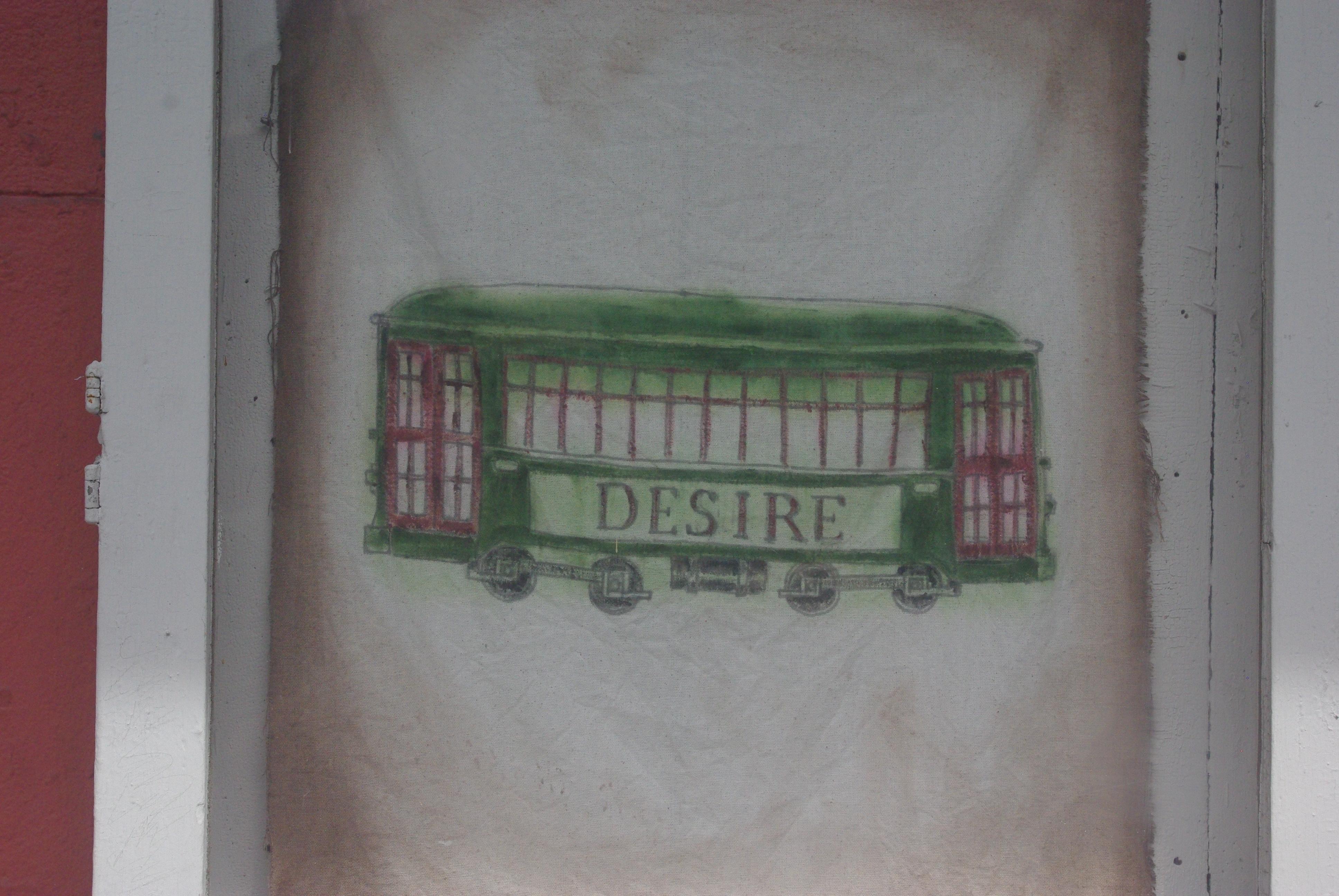 Ne pas oublier le tramway nommé désire bien sûr