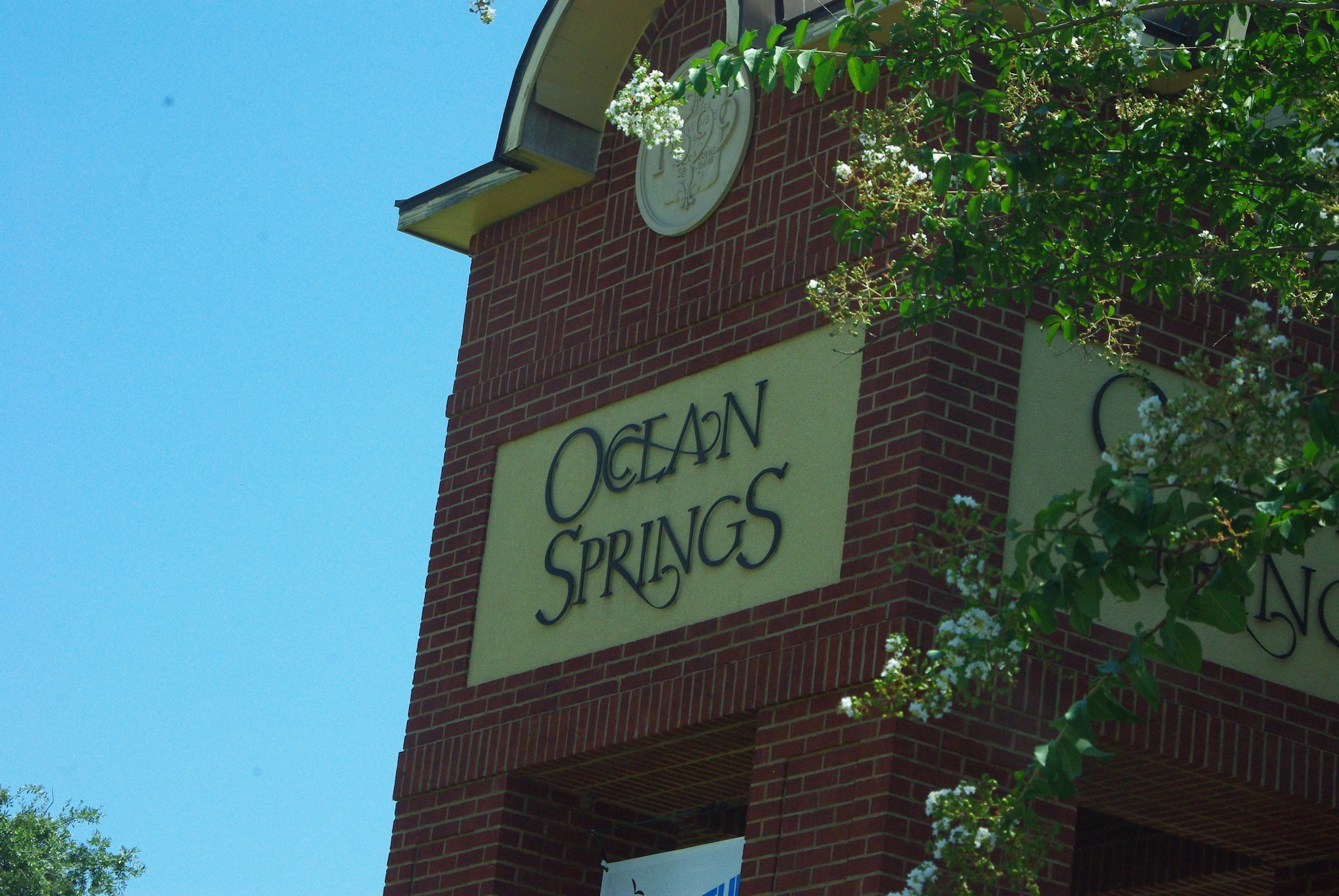 Le coin s'appelle donc Ocean Springs